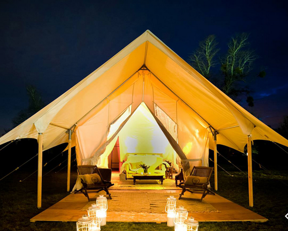 The Pop Up Hotel   Glamping.com