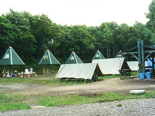 ときわキャンプ場